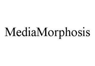 mark for MEDIAMORPHOSIS, trademark #78345679