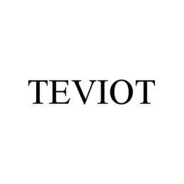mark for TEVIOT, trademark #78346235
