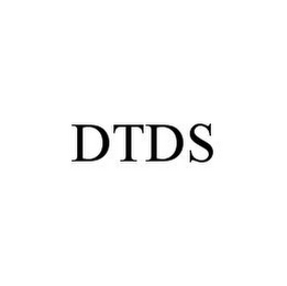 mark for DTDS, trademark #78346452