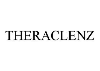 mark for THERACLENZ, trademark #78346601