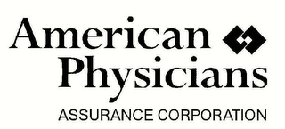 mark for AMERICAN PHYSICIANS ASSURANCE CORPORATION, trademark #78346985