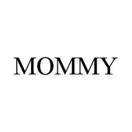 mark for MOMMY, trademark #78348071