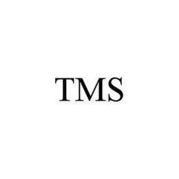 mark for TMS, trademark #78349322