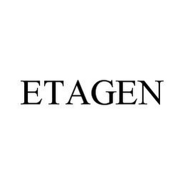 mark for ETAGEN, trademark #78349824