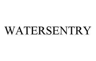 mark for WATERSENTRY, trademark #78350478