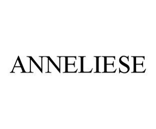 mark for ANNELIESE, trademark #78351518