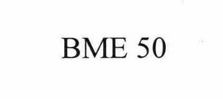mark for BME 50, trademark #78352204