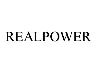 mark for REALPOWER, trademark #78352997