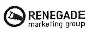 mark for RENEGADE MARKETING GROUP, trademark #78354231