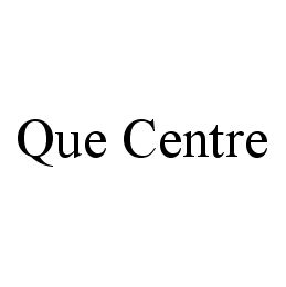 mark for QUE CENTRE, trademark #78355446