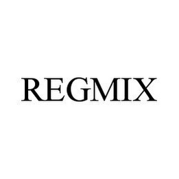 mark for REGMIX, trademark #78356167