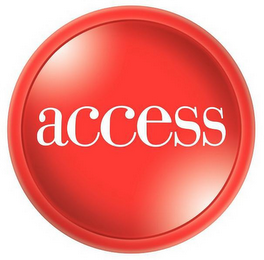 mark for ACCESS, trademark #78357910