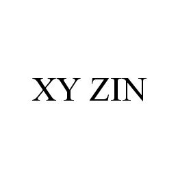 mark for XY ZIN, trademark #78357945