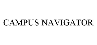 mark for CAMPUS NAVIGATOR, trademark #78358065