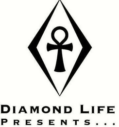 mark for DIAMOND LIFE PRESENTS..., trademark #78358472