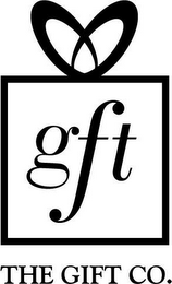 mark for GFT THE GIFT CO., trademark #78359194