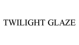 mark for TWILIGHT GLAZE, trademark #78359217