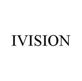 mark for IVISION, trademark #78359256