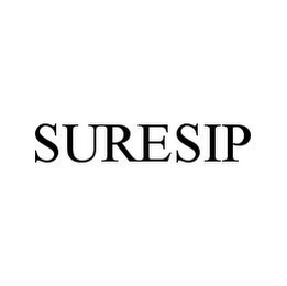 mark for SURESIP, trademark #78359271