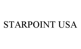 mark for STARPOINT USA, trademark #78359559