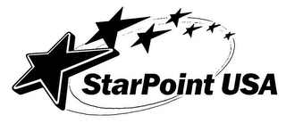 mark for STARPOINT USA, trademark #78359635