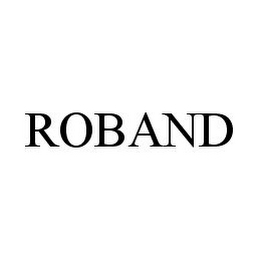 mark for ROBAND, trademark #78359796