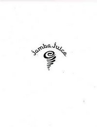 mark for JAMBA JUICE, trademark #78361275