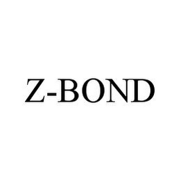 mark for Z-BOND, trademark #78363151