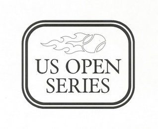 mark for US OPEN SERIES, trademark #78364021