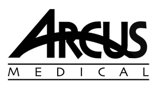 mark for ARCUS MEDICAL, trademark #78364189
