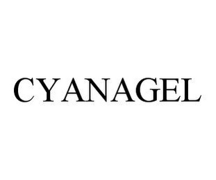 mark for CYANAGEL, trademark #78365018