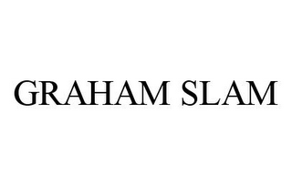 mark for GRAHAM SLAM, trademark #78365867