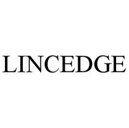mark for LINCEDGE, trademark #78367170