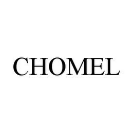 mark for CHOMEL, trademark #78369292