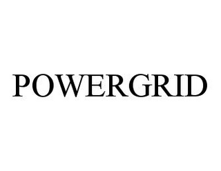 mark for POWERGRID, trademark #78370580