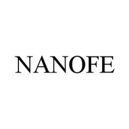mark for NANOFE, trademark #78370724