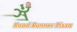 mark for ROAD RUNNER PIZZA, trademark #78370924