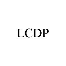 mark for LCDP, trademark #78370958