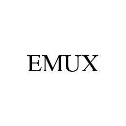 mark for EMUX, trademark #78371043