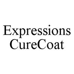 mark for EXPRESSIONS CURECOAT, trademark #78371466