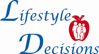 mark for LIFESTYLE DECISIONS, trademark #78372636