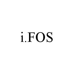 mark for I.FOS, trademark #78372655