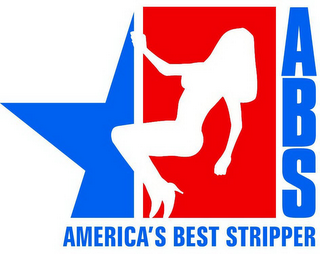 mark for ABS AMERICA'S BEST STRIPPER, trademark #78375022