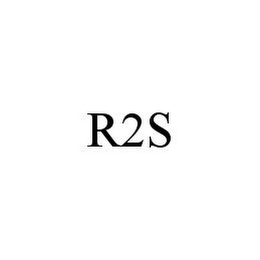 mark for R2S, trademark #78375227