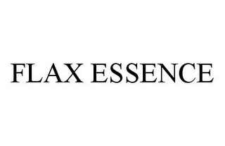 mark for FLAX ESSENCE, trademark #78375546