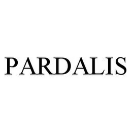mark for PARDALIS, trademark #78376775