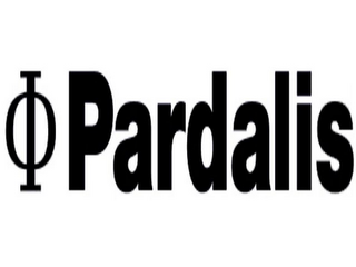 mark for PARDALIS, trademark #78376782