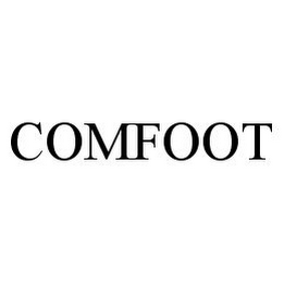 mark for COMFOOT, trademark #78377281