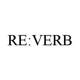 mark for RE:VERB, trademark #78378702