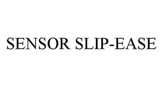 mark for SENSOR SLIP-EASE, trademark #78378923
